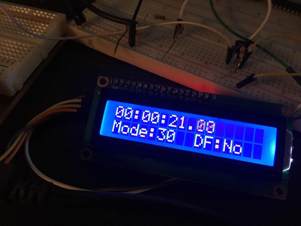 Arduino SMPTE Reader