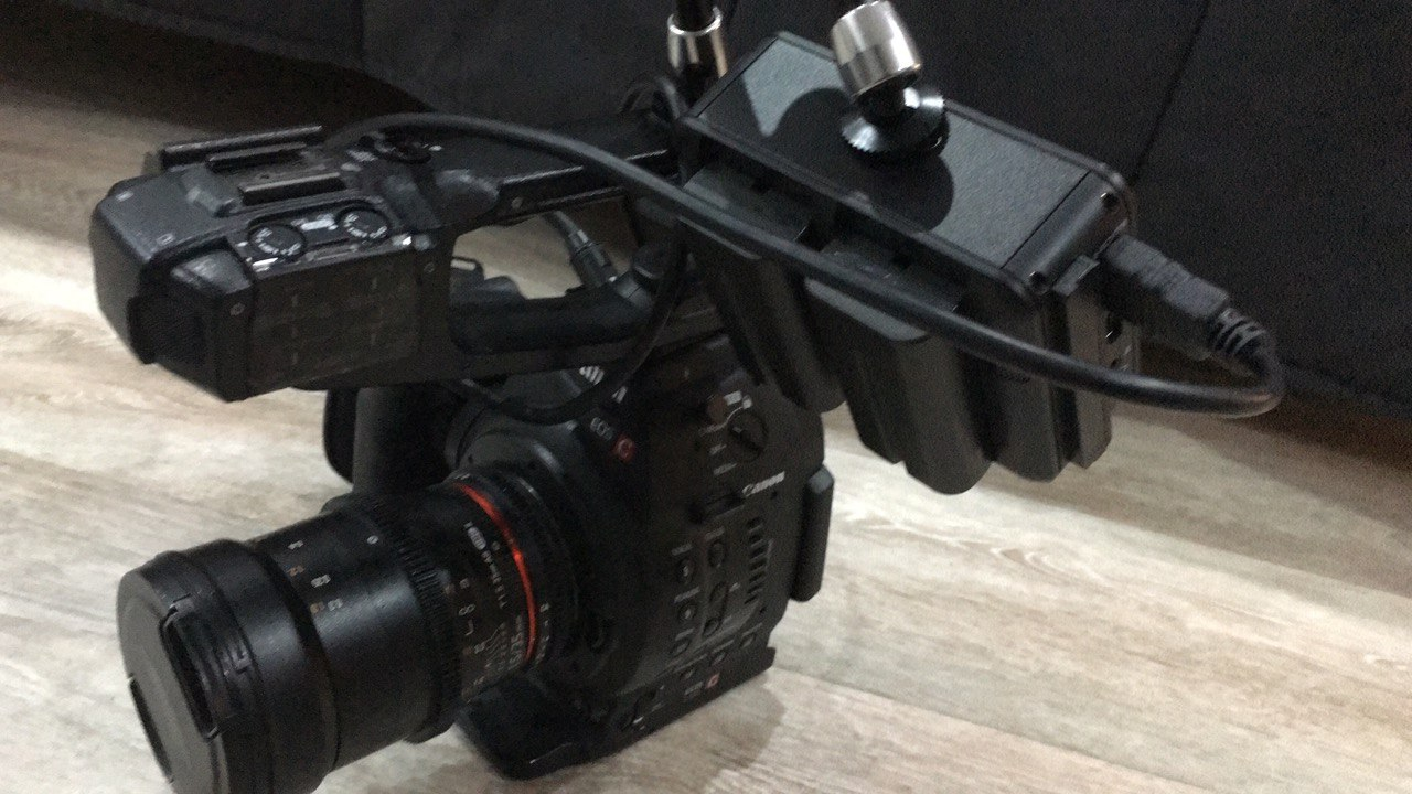 Canon C100 и Atomos Ninja 2