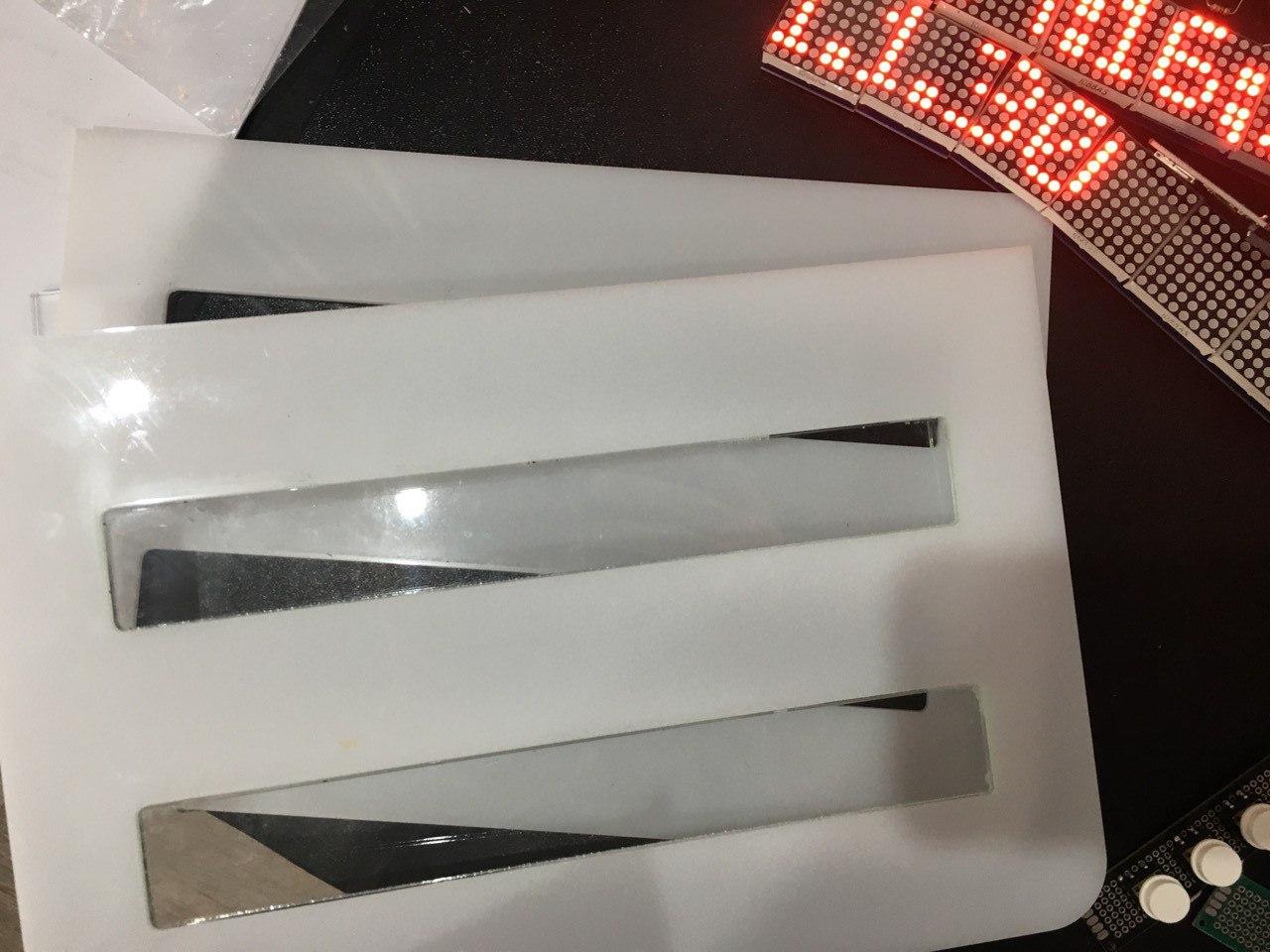 IMSLATE clapperboard prototype body